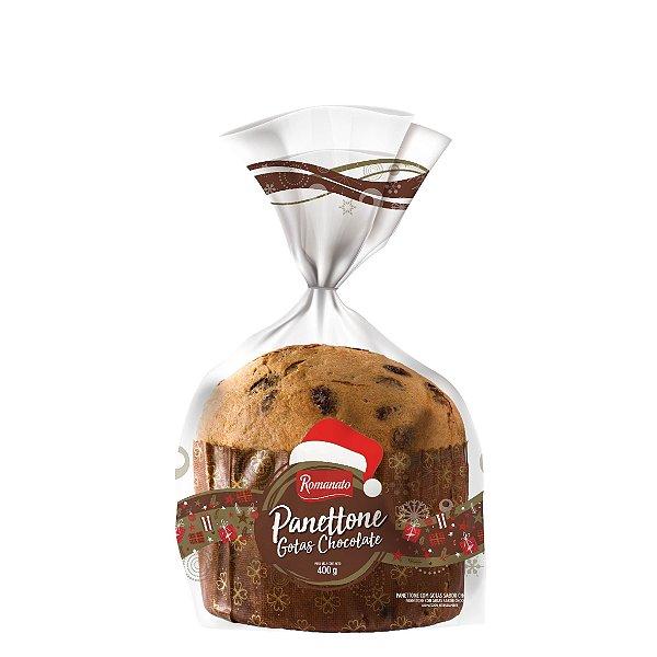 Panettone Polli - Gotas Chocolate (300g)