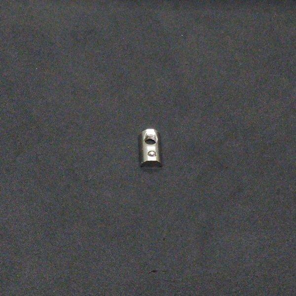PORCA MARTELO M5 TIPO T COM MOLA P/ PERFIL V-SLOT 20