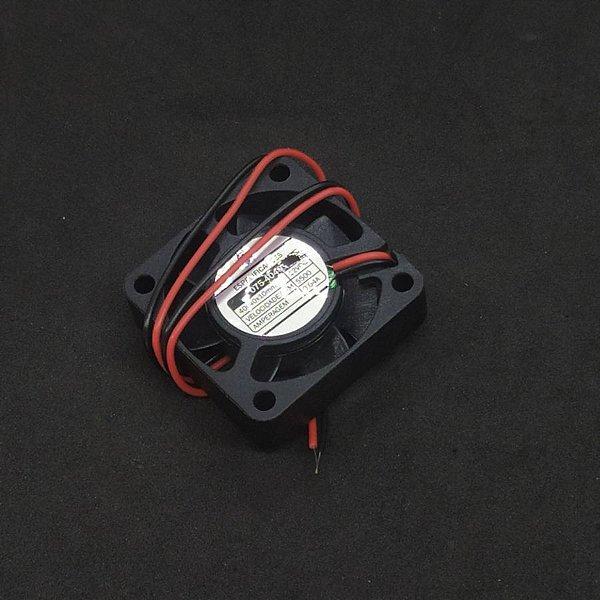 MICROVENTILADOR 12VDC 40X40X10MM COM BUCHA