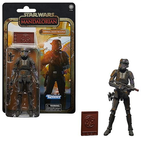 Star Wars The Black Series 6 Credit Collection Imperial Death Trooper Amazon Exclusive