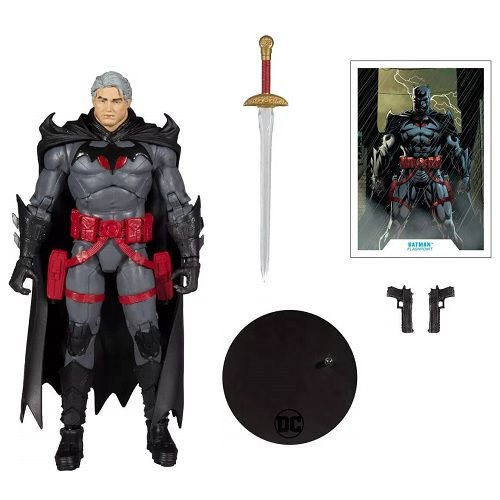McFarlane Flashpoint DC Multiverse Thomas Wayne Batman Action Figure