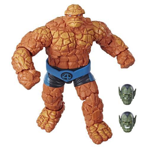Marvel Legends Series Fantastic Four The Thing (Super Skrull BAF)