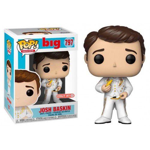 Funko Pop Movies: Big - Josh Baskin (Tuxedo) (Target Exclusive) #797