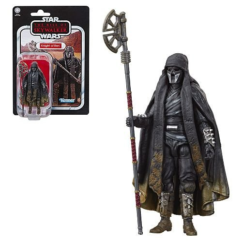 Star Wars The Vintage Collection Knight of Ren (Long Axe) 3.75 Toy Figure