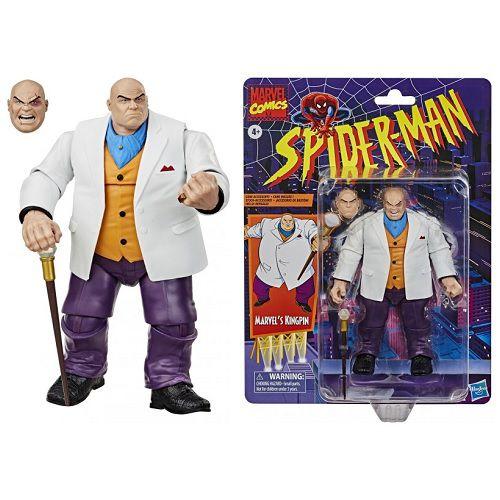 Spider-Man Marvel Legends Retro Collection Marvel's Kingpin