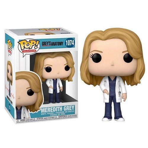 Funko Pop Television: Grey's Anatomy - Meredith Grey #1074