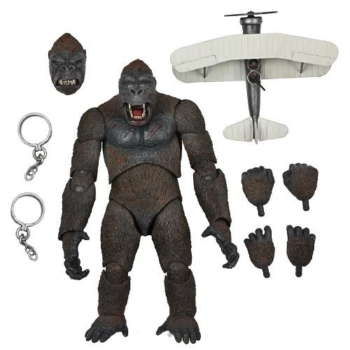 """NECA King Kong (Concrete Jungle) 7"""" Scale Action Figure - Target Exclusive"""