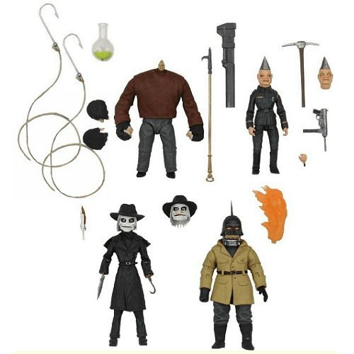 NECA Puppet Master Ultimate Two-Pack - Blade & Torch + Pinhead & Tunneler