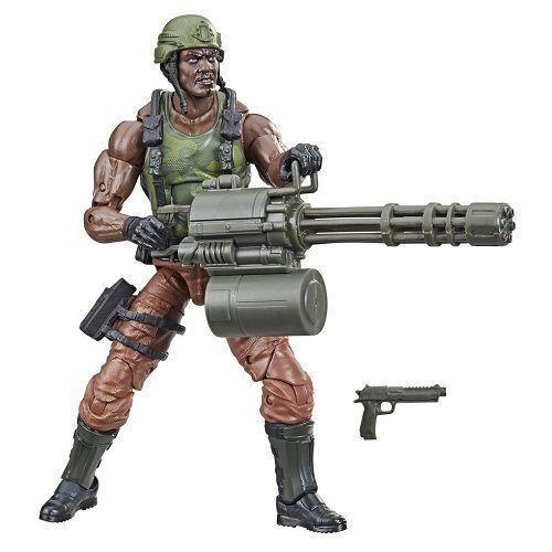 G.I. Joe Classified Series Heavy Artillery Roadblock (Amazon Exclusive)