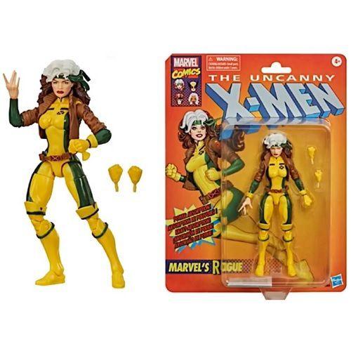 "Marvel Legends 6"" Retro Collection Marvel's X-Men Rogue (Target Exclusive)"