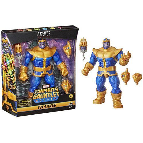 Marvel Legends Series The Infinity Gauntlet Thanos Deluxe