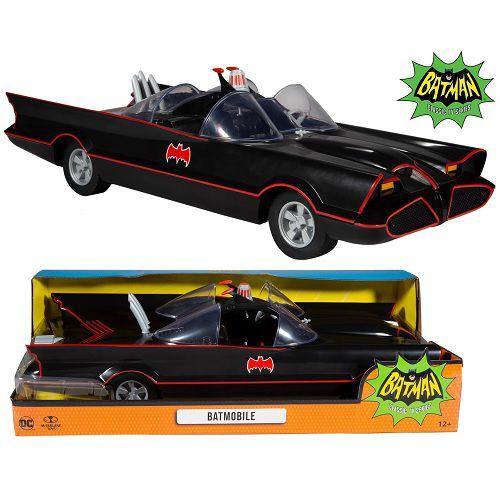 McFarlane DC Retro Batman 66 Batmobile