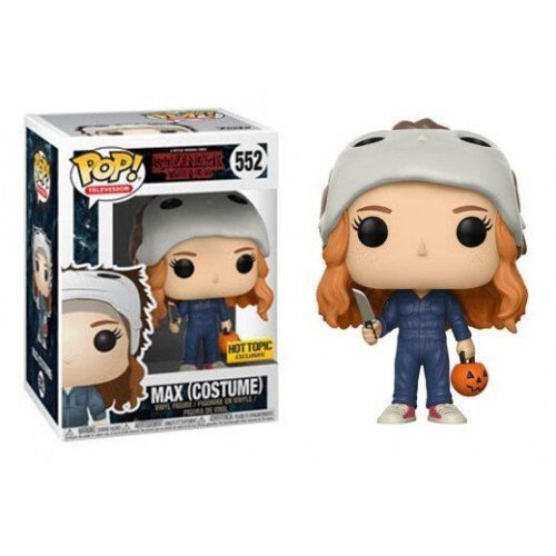 Funko POP! Television Stranger Things #552 Max (Michael Myers Costume)
