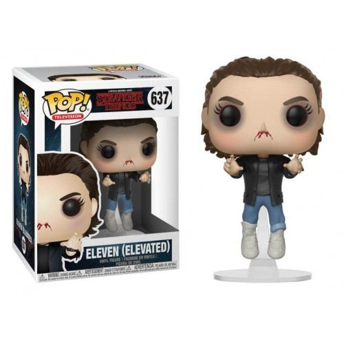Funko Pop Television Stranger Things 2 – Eleven (Elevated)