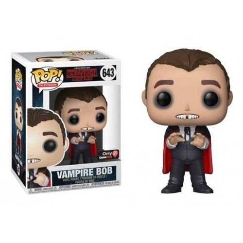 Funko Pop Stranger Things – Vampire Bob – Gamestop Exclusive