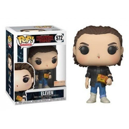 Funko Pop Television Stranger Things Eleven BoxLunch Exclusive