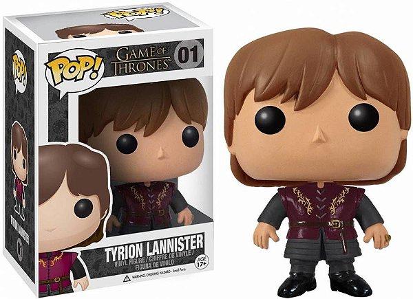 Funko Pop - #01 Tyrion Lannister