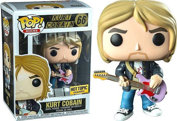 Funko Pop - #66 Kurt Cobain