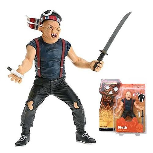 "The Goonies Sloth 7"" Action Figure"