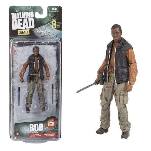 The Walking Dead Bob Stookey Series 8