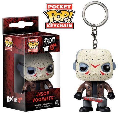 Funko Pop Pocket Keychain - Jason