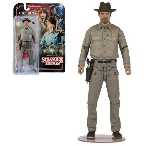 Stranger Things Color Tops Collector Edition Chief Hopper