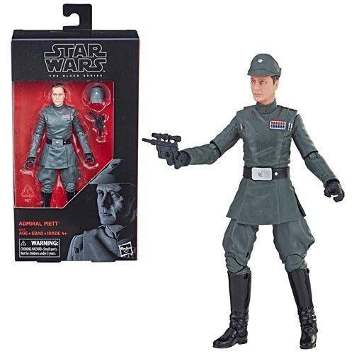 Star Wars The Black Series 6 Admiral Piett