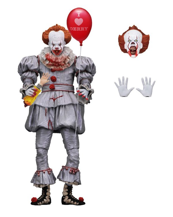 IT Ultimate Pennywise 7' inch - Summer Convention Exclusive 2018 - GameStop