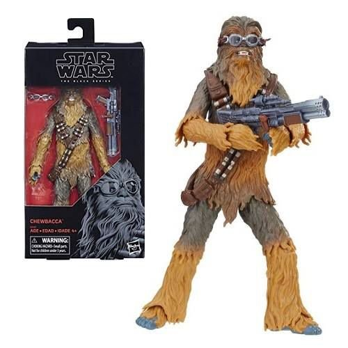 Star Wars Black Series 6 Chewbacca Target Exclusive
