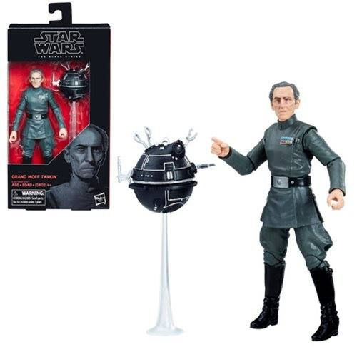 Star Wars The Black Series 6 Grand Moff Tarkin