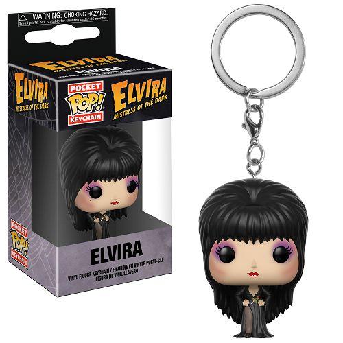 Funko Pocket Pop! Elvira: Mistress of the Dark - Elvira