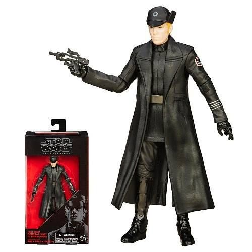 Star Wars The Black Series 6 First Order General Hux