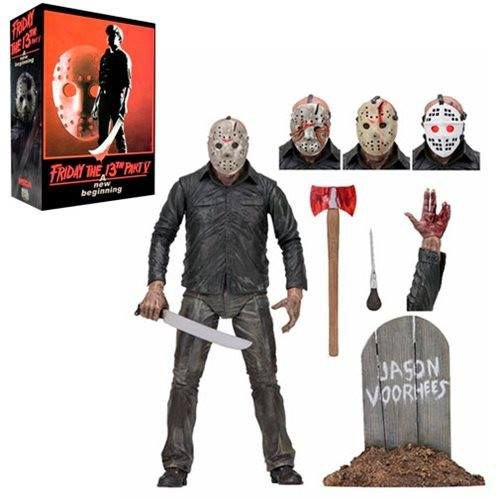 NECA Friday the 13th Part 5 Ultimate Jason (Dream Sequence) Figure