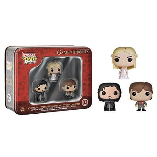 Funko Pocket Pop! Game Of Thrones 3-pack