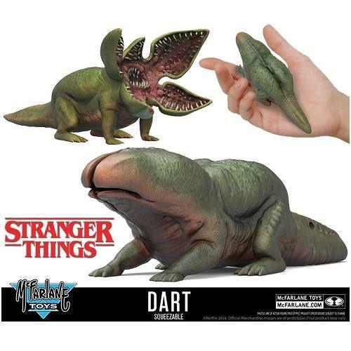 McFarlane Stranger Things Dart Squeezable Toy
