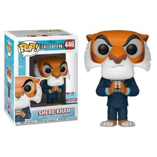 Funko Pop Disney Talespin Shere Khan NYCC 2018 Exclusive