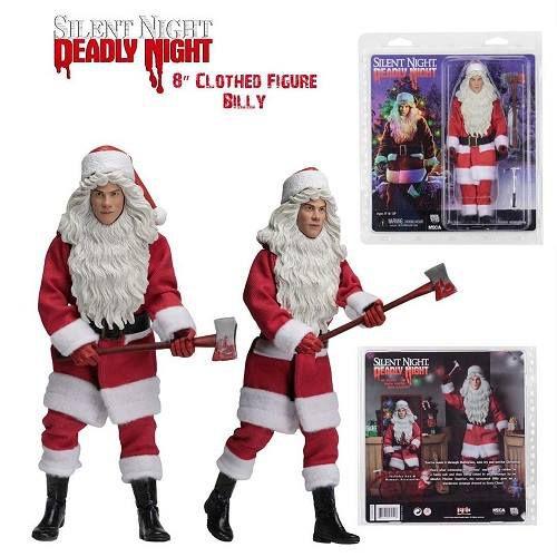 NECA Silent Night, Deadly Night Billy Figure