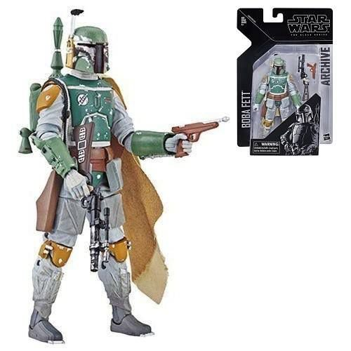 Star Wars The Black Series Archive Collection Boba Fett (Empire Strikes Back)