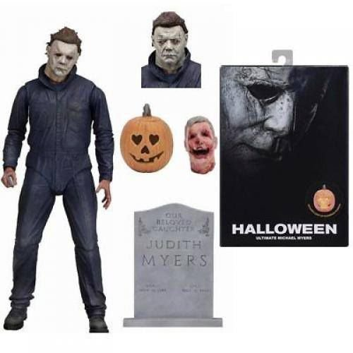 "Neca Halloween (2018) 7"" Scale Ultimate Michael Myers"