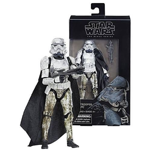 Star Wars The Black Series 6 Stormtrooper Mimban Walmart Exclusive
