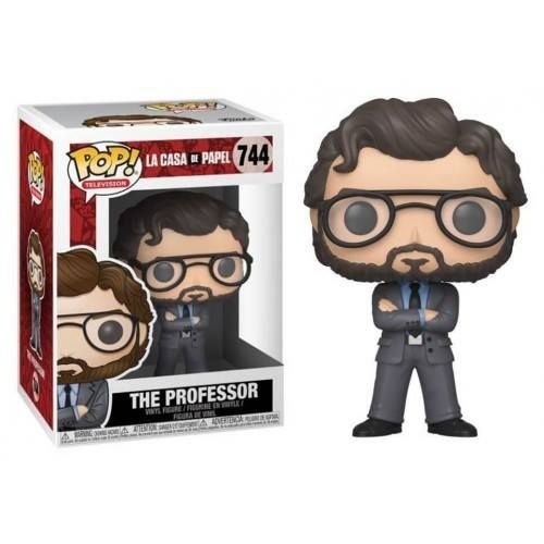 Funko Pop! TV: La Casa de Papel - The Professor