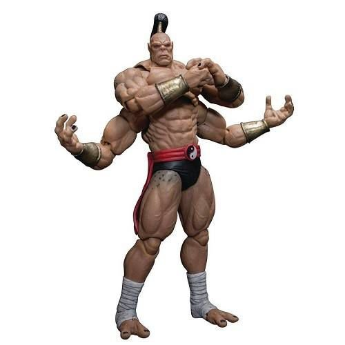 Storm Collectibles Mortal Kombat VS Series Goro 1/12 Scale Figure