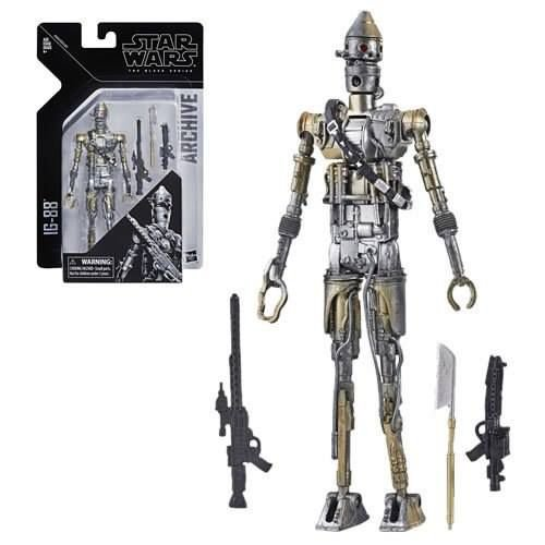 Star Wars: The Black Series Archive Collection IG-88 (Empire Strikes Back)