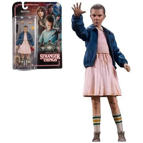 Mcfarlane Stranger Things Color Tops Collector Edition Eleven
