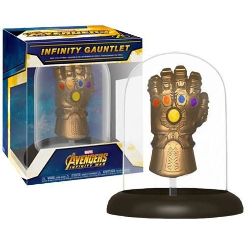 Funko Marvel Avengers: Infinity War Infinity Gauntlet Dome Vinyl Collectible Hot Topic Exclusive