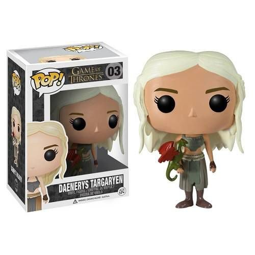 Funko Pop Game Of Thrones Daenerys Targaryen #03