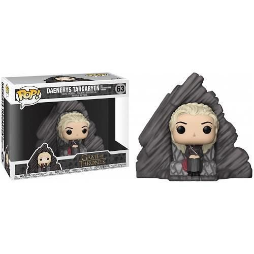 Funko Pop Deluxe: Game of Thrones - Daenerys on Dragonstone Throne