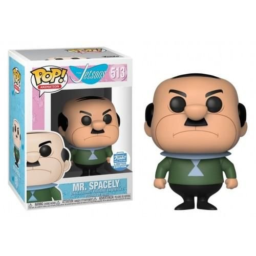 Funko Pop! Animation The Jetsons Mr. Spacely Funko Shop Exclusive