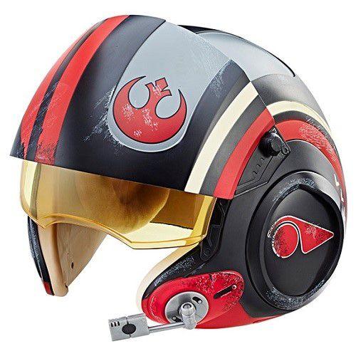 Star Wars Black Series Poe Dameron 1:1 Scale Wearable Helmet