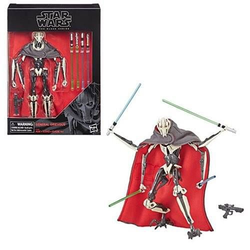 Star Wars The Black Series 6 General Grievous